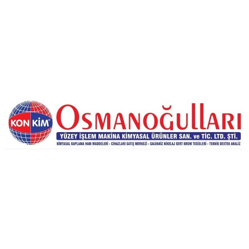 Osmanoğulları Yüzey İşlem Madeni Eşya Otomotiv Makina İnşaat Kimyasal Ürünler San. ve Tic. Ltd. Şti.