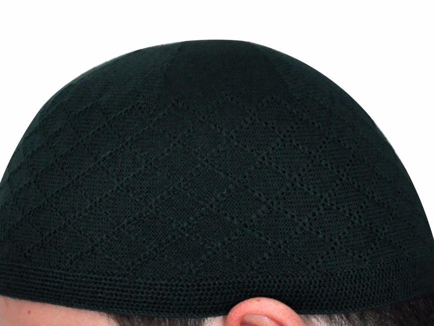 Knitted Taqiyah