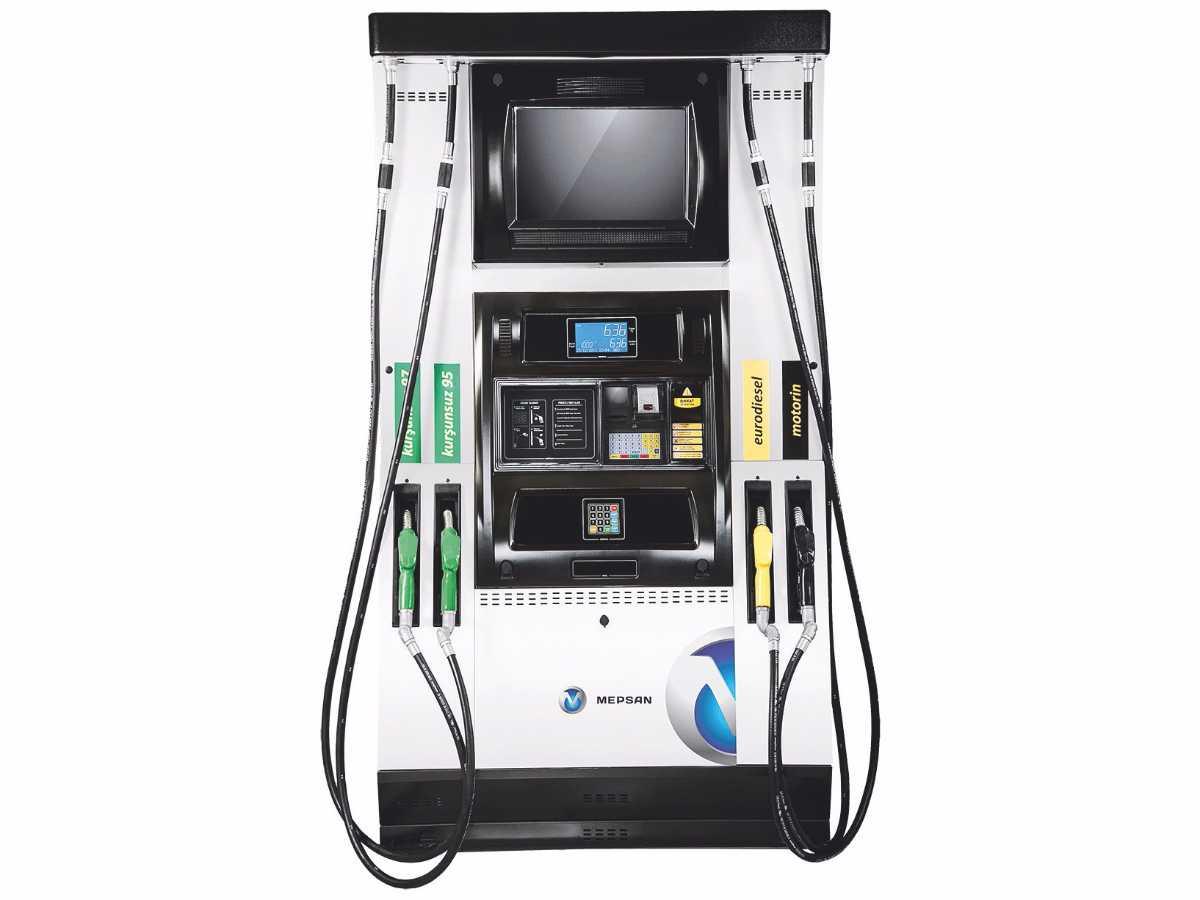 Petrol Pompaları
