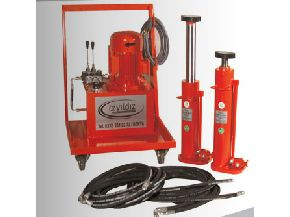 Hydraulic Electric Jack