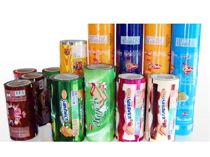 Plastic Food Packing