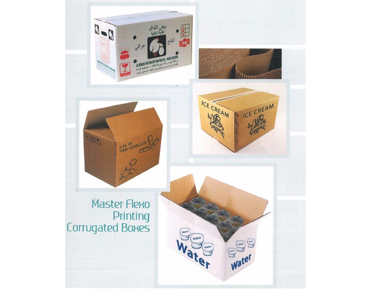Plastik Ambalaj Kutuları