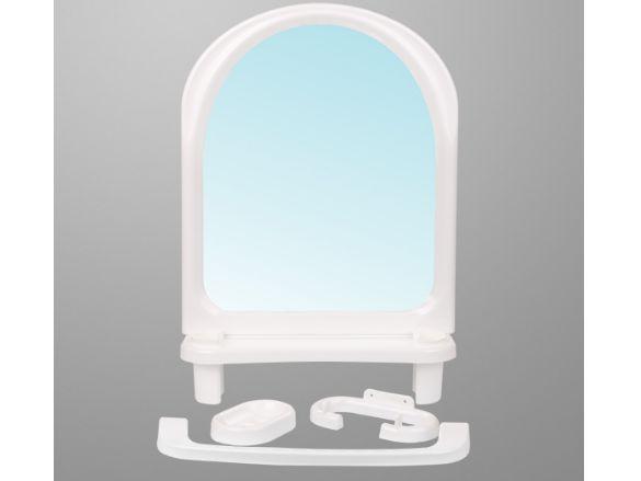 Washbasin Mirror Set