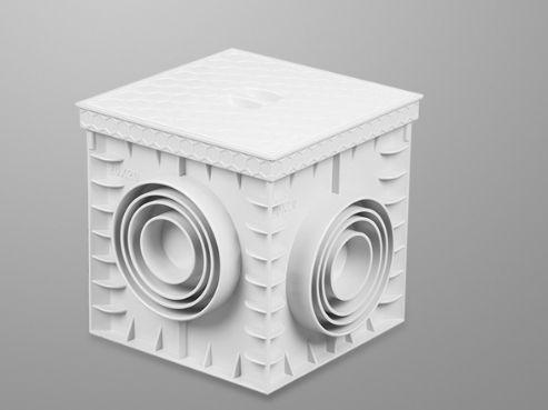 Manhole Box