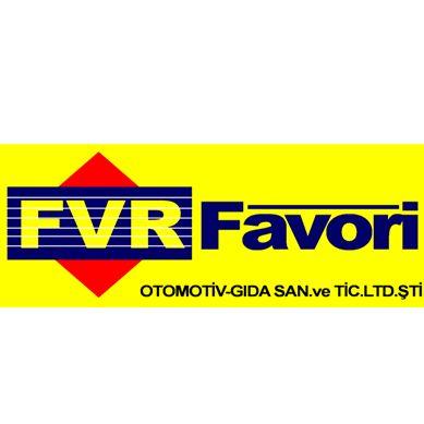Favori Otomotiv Gıda Sanayi ve Tic. Ltd. Şti.