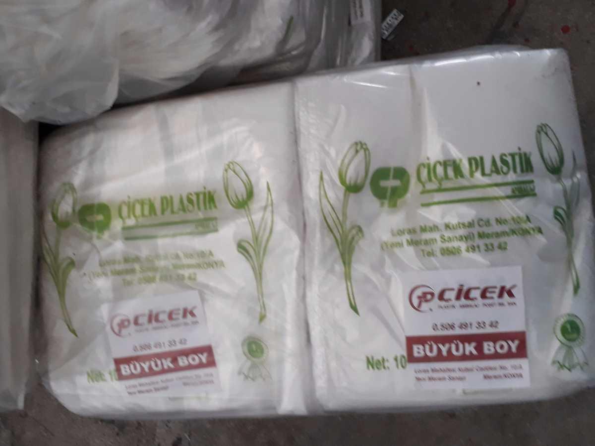 Plastic Pouch / Bag