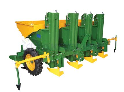 Static Painting for Agricultural Machinery