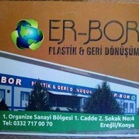 Erbor Geri Dönüşüm Hurdacılık Nak. Otomotiv San. ve Tic. Ltd. Şti.