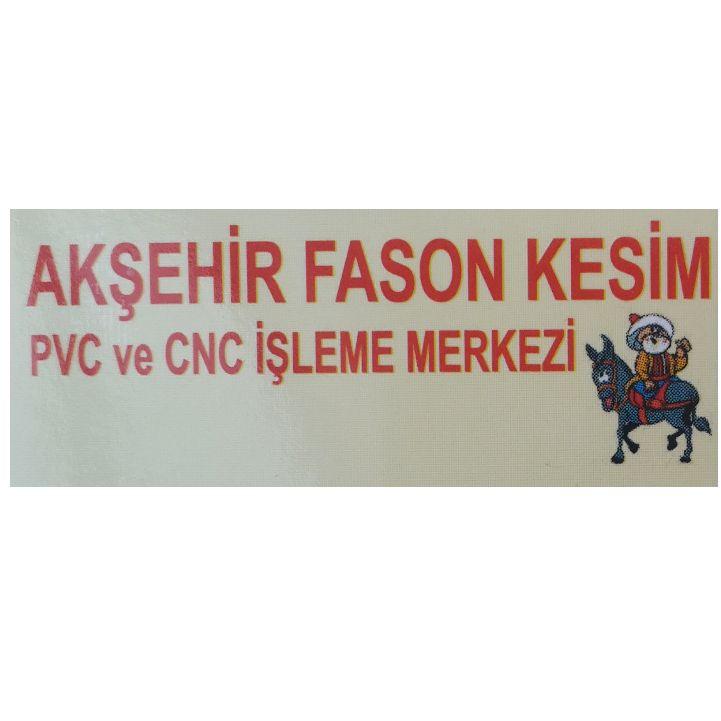 Akşehir Fason Kesim Pvc ve Cnc İşleme Merkezi