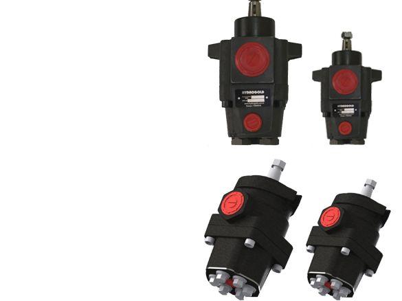 High-Pressure Press Pumps