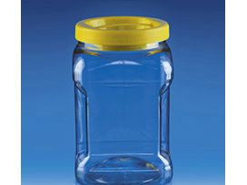 Cornered Jar