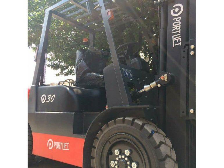Dizel Forkliftler