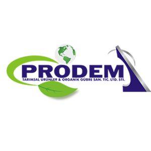 Prodem Tarımsal Ürünler Gıda Organik Gübre Zirai İlaç ve Metal San. Tic. Ltd.Şti